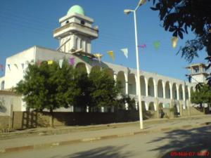 Mosquée El Feth à Boucheghouf