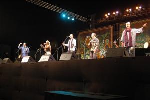 الفرقة الموسيقية ڨعدة ديوان لولاية بشار