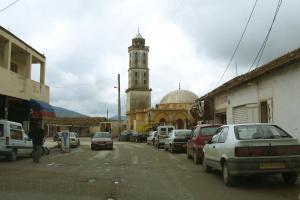 مسجد بلدية برباشة بولاية بجاية