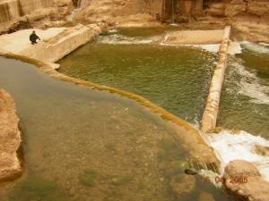 وادي بلدية البرانيس بولاية بسكرة