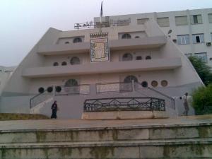 مقر بلدية ڨالمة