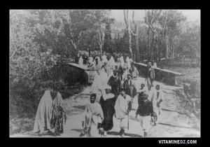 صورة لسكان مدينة تلمسان في الفترة الإستعمارية