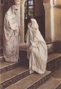 الزي النسوي التقليدي لمدينة تلمسان (1)
