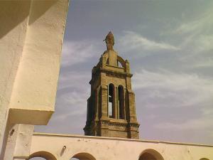 كنيسة سانت كروز (ولاية وهران)