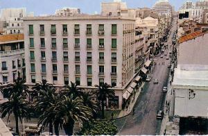شوارع مدينة وهران