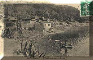 صورة قديمة لميناء بلدية