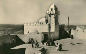 صورة قديمة لجامع سيدي ناصر ببلدية فرندة