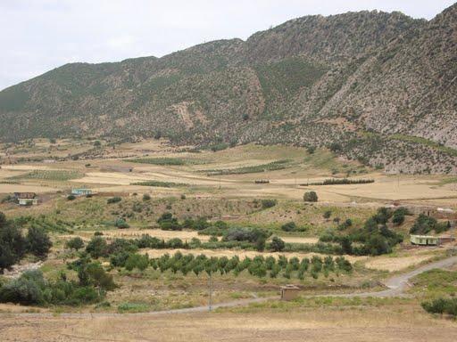 منظر طبيعي من جبال بلدية
