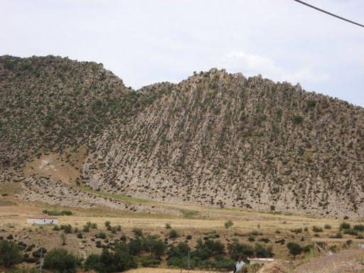 صورة من جبال بلدية
