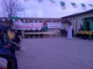 Les Scouts Musulmans Algériens en Visite à Médéa