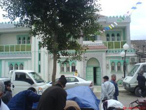 المسجد العتيق لمدينة بسباس