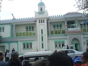 المسجد العتيق لمدينة بسباس (1)