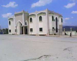 Nouvelle Bibliothèque Cité 1er Nov 1954 à Berrouaghia (Wilaya de Médéa)
