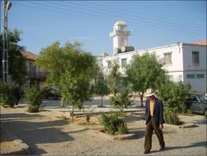 Mosquée Errahma construite en 1952 (Commune de Berrouaghia)