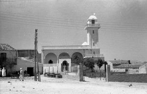 La Mosquée Errahma en 1961