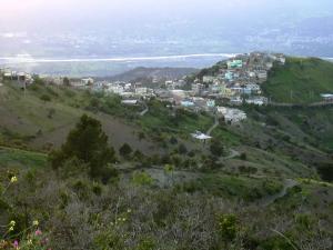 صورة من قرية أيت جمهور