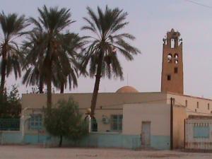 مسجد مدينة أغلال