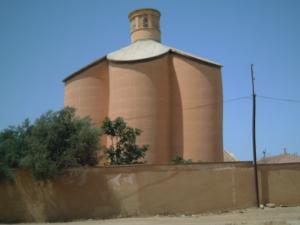 مخزن الحبوب لبلدية زهانة