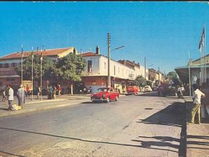 صورة قديمة لشوارع مدينة بويرة