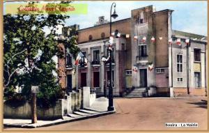 صورة قديمة لشوارع مدينة بويرة (1)