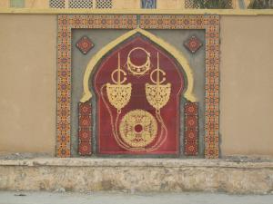 إنجاز فني بمدينة الأغواط