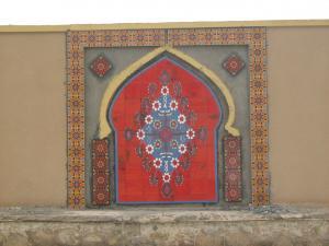 إنجاز فني بمدينة الأغواط (1)
