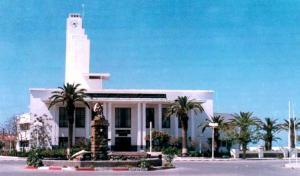 صورة لمقر بلدية جيجل
