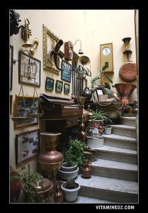 المتحف الصغير للشيخ بوسيف محمد بمدينة سعيدة