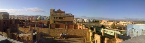 Vue Panoramique de la ville de Beni Slimane