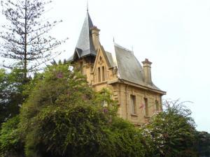 Ancienne B�tisse de l'aire coloniale � Mostaganem