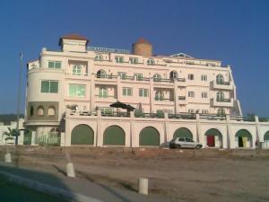 Hotel Murustaga sur la côte de Mostaganem