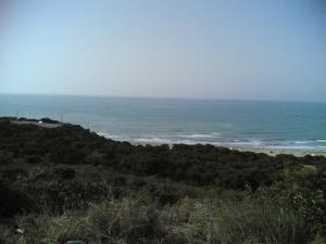 Vue sur La plage Clovis (Côte de Mostaganem)