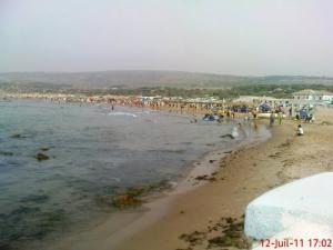 La Plage de Marsa Hadjadj