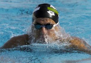 السباح الجزائري سفيان دايد