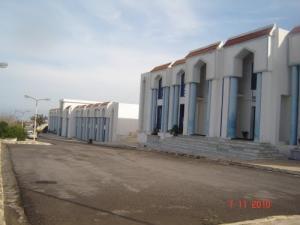 Vue sur l'Hôpital psychiatrique de Mostaganem