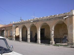 Ancien Hammam à Msila