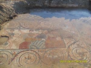Vestiges du Musée de Dehahna