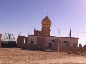 La Mosquée de Dehahna