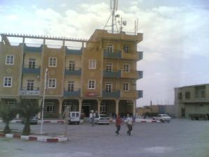 L'Hôtel de la commune de Ouled Dherradj