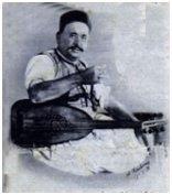 صورة للفنان محمد سفينجة (1844 ـ 1909)