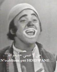 الفنان الفكاهي الجزائري يكاش محمد المكنى ب حديدوان