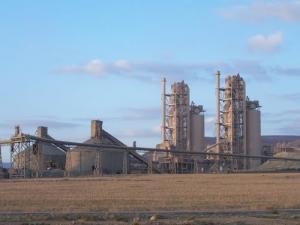 Industrie à Hamma Dalaa