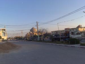 La ville de Magra