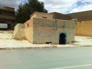 La plus ancienne source d'eau de Bens'rour