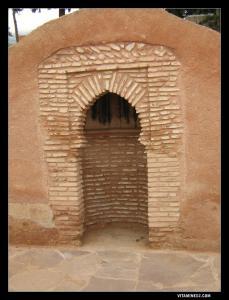 المسجد القديم لأحياء القصبة بمدينة ندرومة