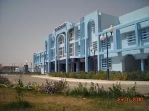Hôpital Ophtalmologique de Ouargla
