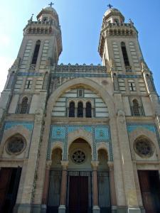 الكنيسة القديمة لمدينة عنابة
