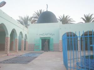 Zaouia Sidi Bensaci à Rouissat