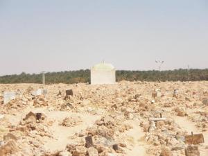 Marabout de Sidi Essebti à Rouissat (Wilaya de Ouargla)