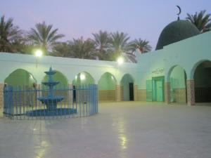 Zaouia Sidi Bensaci (Commune de Rouissat)